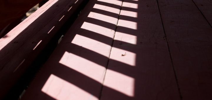 Shadow Ladder by Alan Levine, cc sur Flickr https://www.flickr.com/photos/cogdog/4466559532/